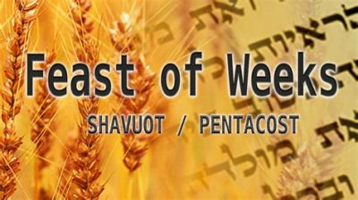 Happy Feast of Weeks/ Shavuot/ Pentecost - The Ministry of Ezra Biblical  Resources
